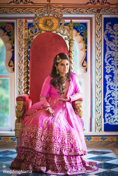 indian bride,indian bridal fashions,indian pre-wedding celebrations