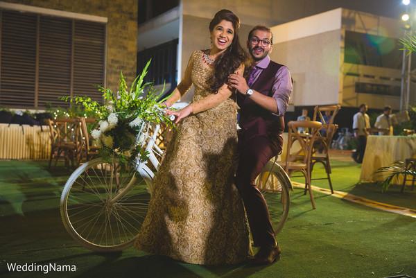 indian wedding reception,indian bride