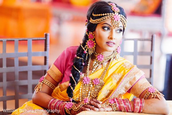 Indian Bridal Portrait