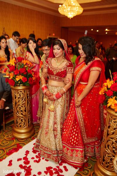 Indian Bride Entrance