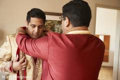 indian groom getting ready,indian groom,indian groom fashion