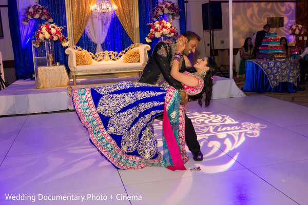 dj & entertainment,indian wedding reception,indian bride