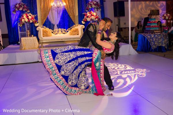 dj & entertainment,indian wedding reception,indian bride