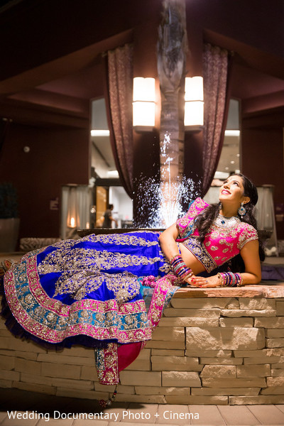 indian wedding gallery,indian bride,pre-wedding reception photography