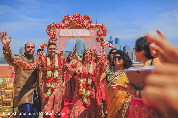 outdoor indian wedding mandap,outdoor indian wedding design,outdoor indian wedding decor,outdoor mandap for indian wedding,indian wedding mandap,indian wedding man dap,indian wedding design,indian wedding ceremony,dancing at mandap,groom and bride dancing at mandap,south asian bride and groom