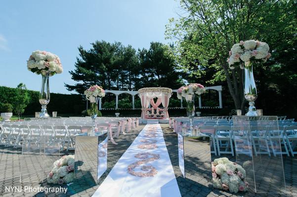 Mandap for south asian wedding