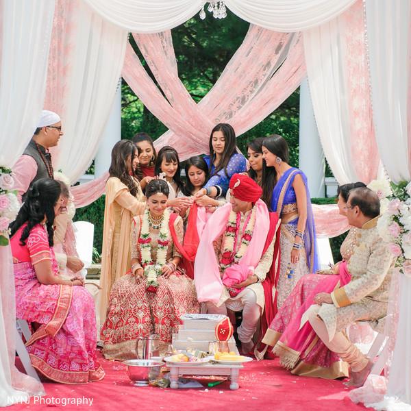 South asian wedding rituals