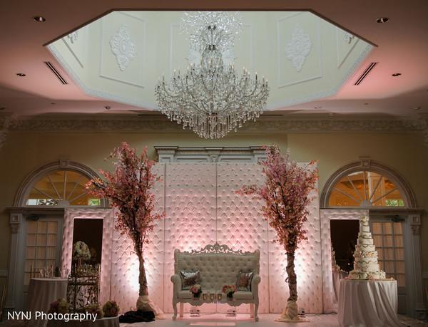 Wedding reception stage ideas