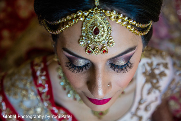 indian wedding photography,indian bride,indian bridal make up