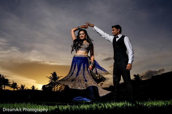indian bridal lengha,pre-wedding reception photography,indian wedding photography