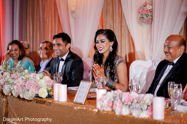 indian wedding reception floral & decor,indian bride,indian wedding photography