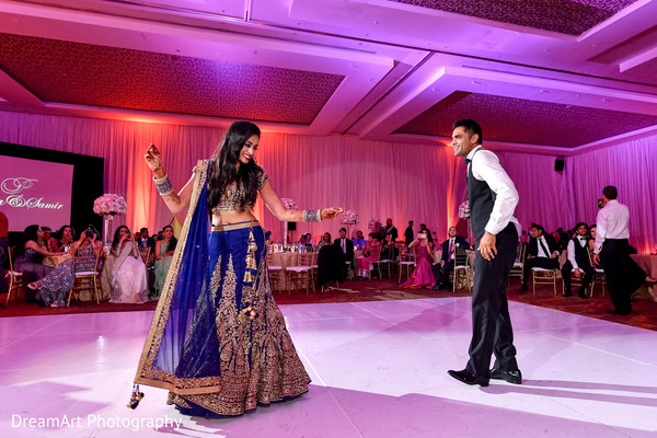 dj & entertainment,indian bride,indian wedding gallery