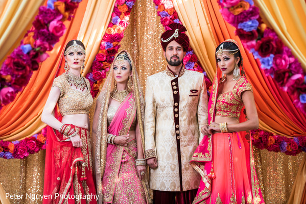 Churi Stand Designs : Fashion shoot by peter nguyen photography maharani weddings