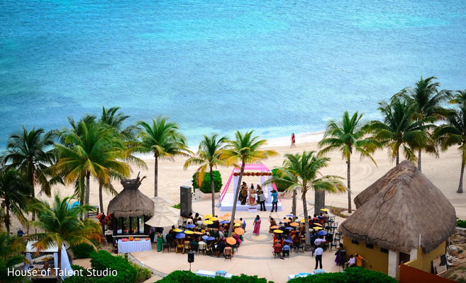 Beachside Indian Wedding Venue