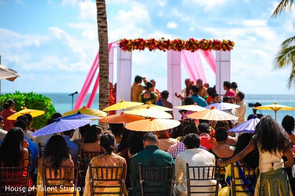 Beachside Indian Wedding