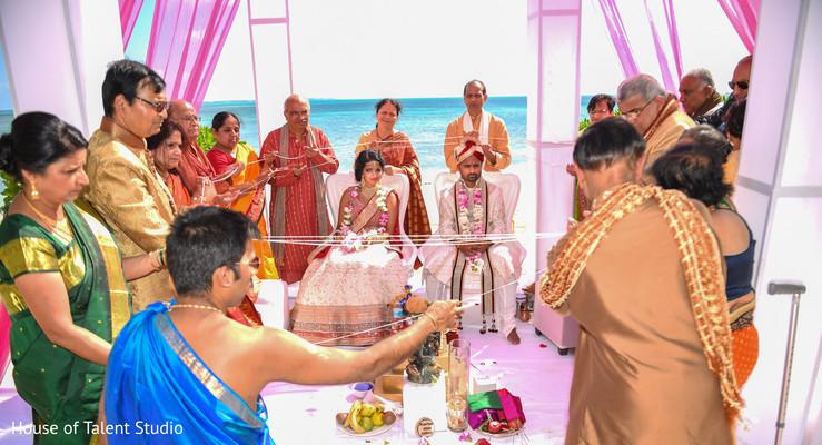 Beachside Indian Wedding Venue
