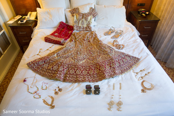 indian bridal fashions,bride jewelry set photography