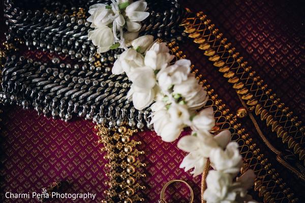 Indian wedding jewelry set