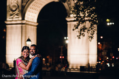 Bride and groom reception photography