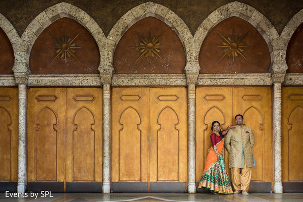 Sangeet outdoor portraits