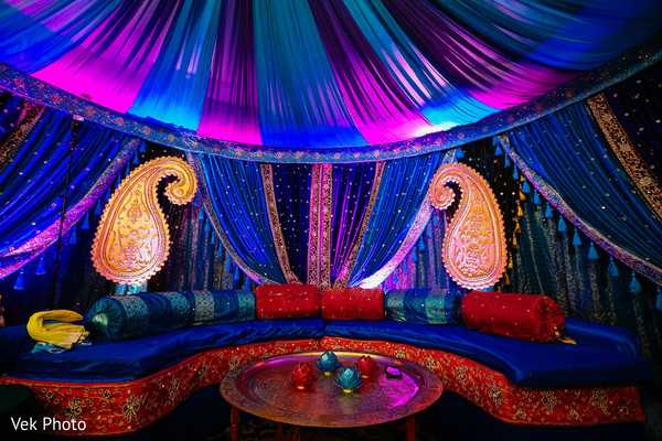 Mehndi Night : Mehndi night decorations in dallas texas indian wedding by vek