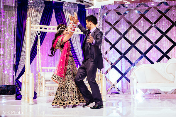 indian bride and groom dancing,indian bride and groom reception,indian bride and groom reception party,indian bride and groom entrance