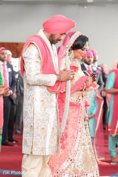 Gurdwara wedding