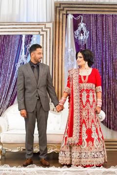 indian wedding reception,indian wedding portrait,indian weddings,sikh reception portrait