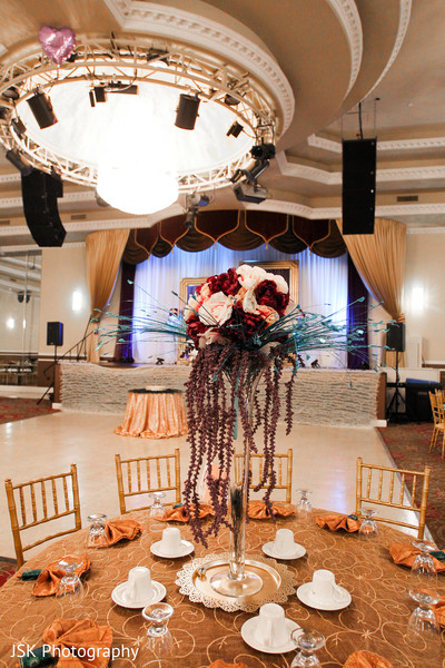 Sikh Wedding Reception Decor Photo 86014