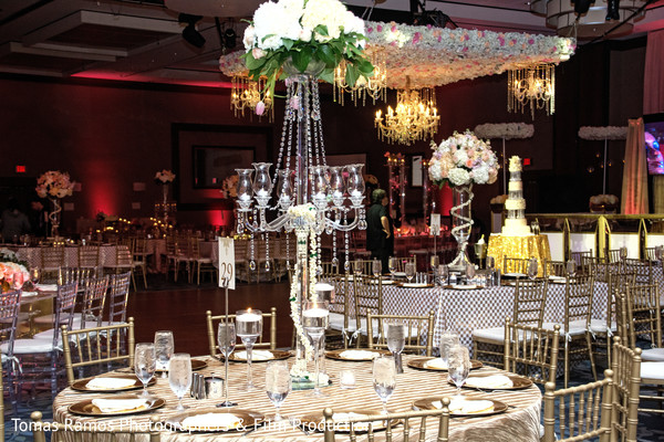 Tablescapes for Indian reception