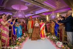 Indian Bridal Portrait, Indian Bride, Bridal Portrait, Bridal Fashion, Bride Wearing Red lengha