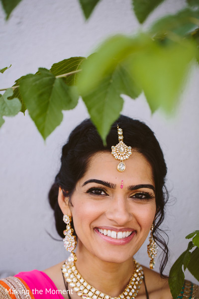 indian bride,indian wedding gallery,indian bride makeup