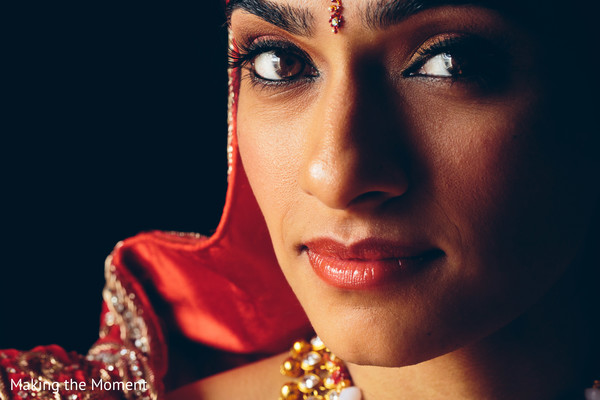 indian bride makeup,indian bride
