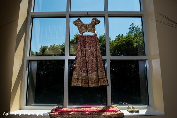 Bridal Indian wedding lengha