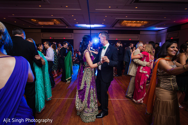 Romantic Indian reception