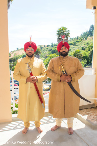 sikh grooms,punjabi grooms,indian weddings,double grooms