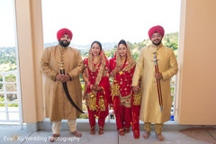 traditional indian wedding,indian wedding traditions,indian wedding customs,indian weddings,sikh ceremony,punjabi wedding ceremony,traditional sikh double wedding ceremony