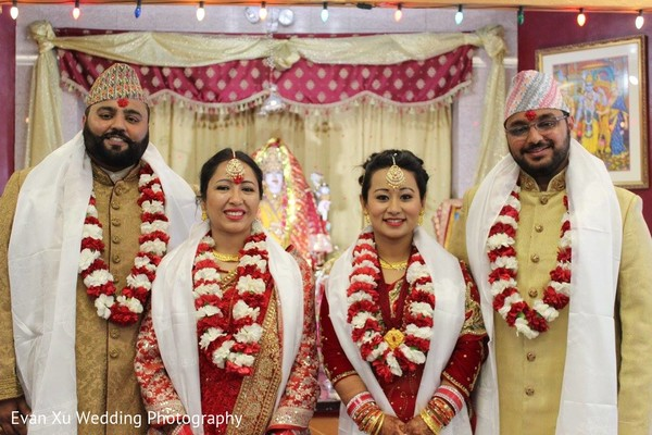 indian weddings,punjabi wedding ceremony,double sikh wedding ceremony