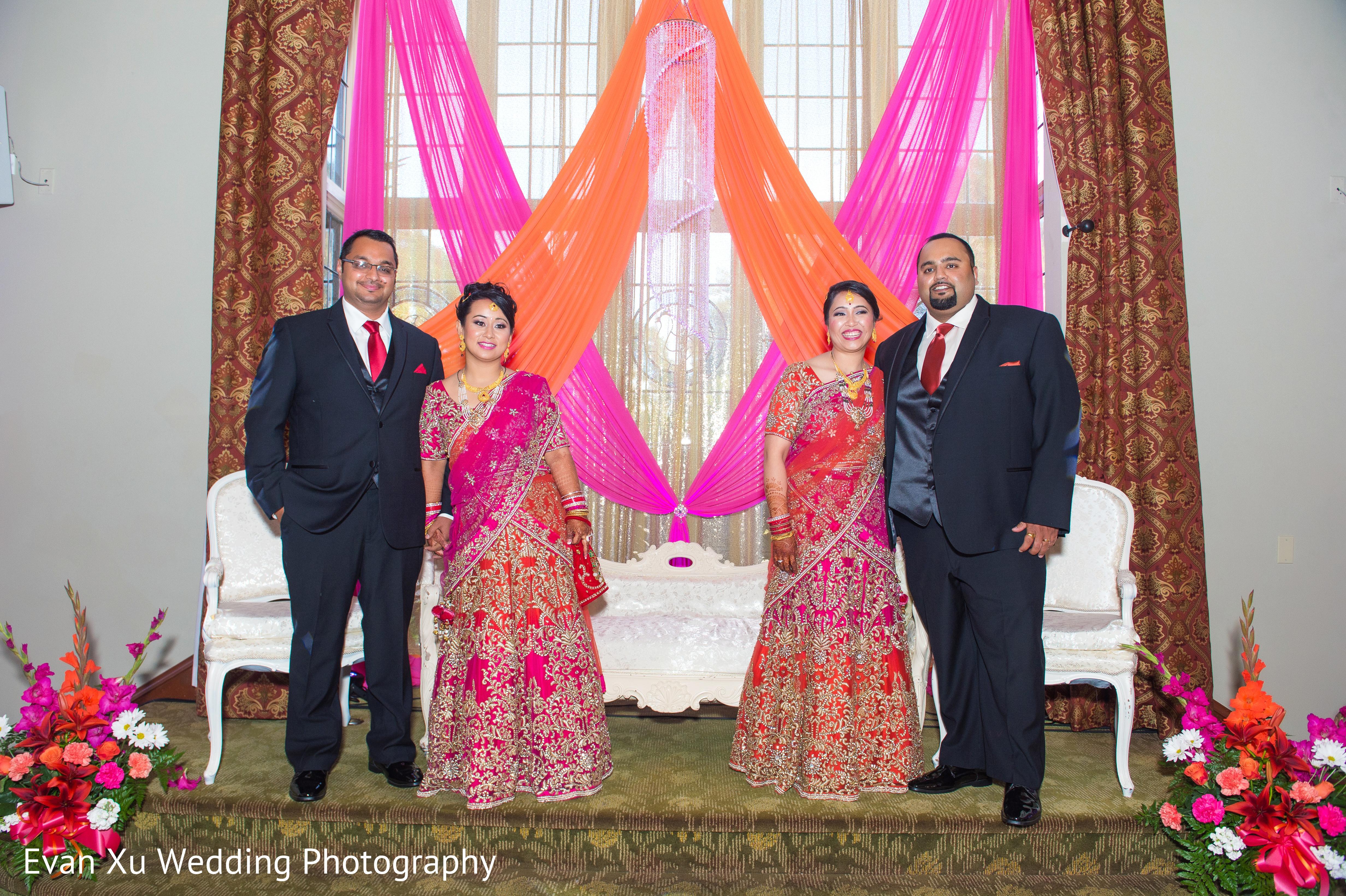 El Cerrito, CA, Double Sikh Wedding by Evan Xu Wedding Photography ...