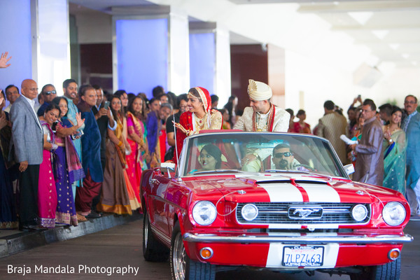 luxury indian wedding,indian wedding gallery,indian bride,indian wedding transportation