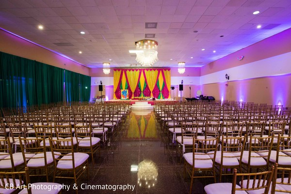 Lovely decor for Vidhi and Saatak