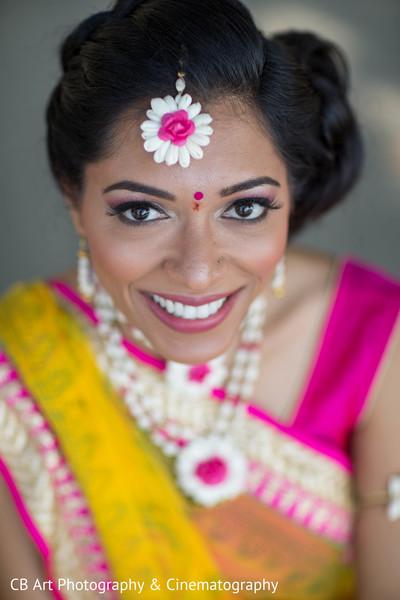 Indian bridal tikka