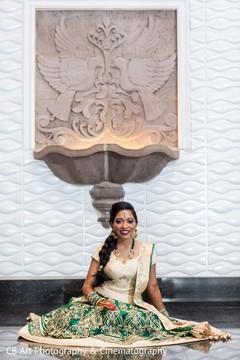 indian bridal hair and makeup,indian bridal sari