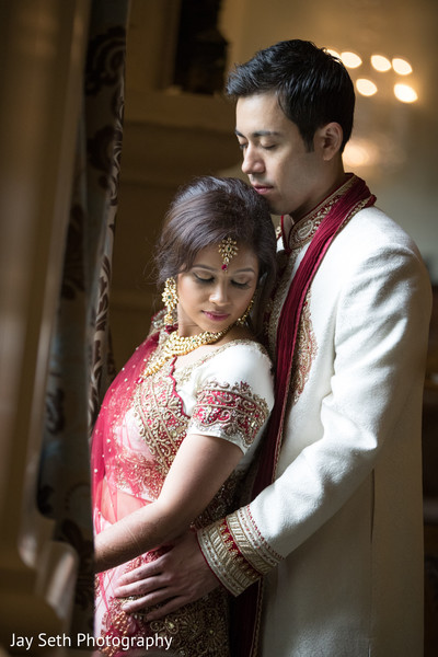 detailed white sari,indian groom sherwani