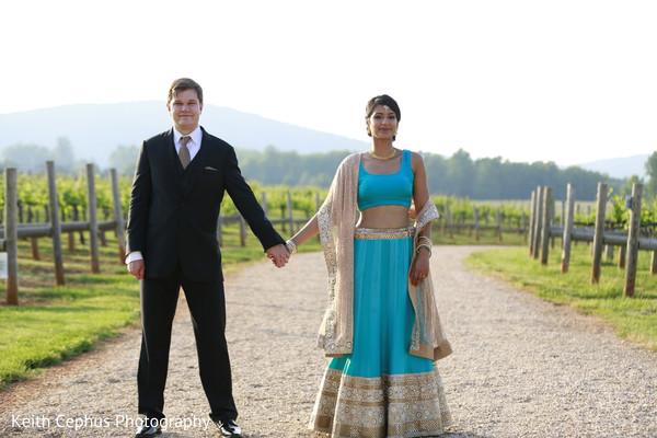 indian wedding gallery,indian bride,outdoor photography