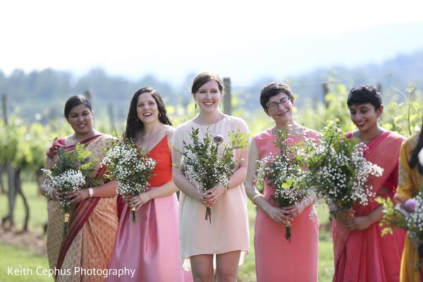 indian wedding photography,indian bridesmaids,indian wedding gallery