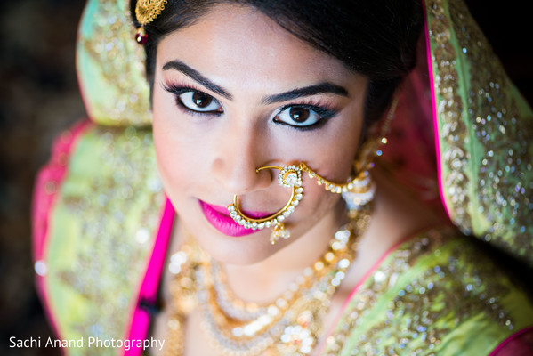 indian bride,indian wedding photography,indian bride makeup