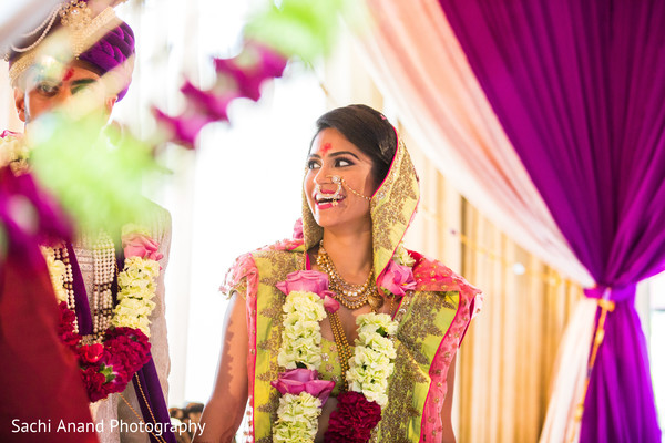 Stunning maharani . in Whippany, New Jersey Indian Wedding by Sachi Anand Photography