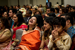wedding guests,indian family