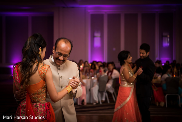 Lovely father-daughter dance and mother-son dance in Reston, VA ...